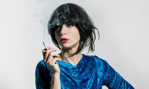 Nicole Atkins @ Late Show with David Letterman